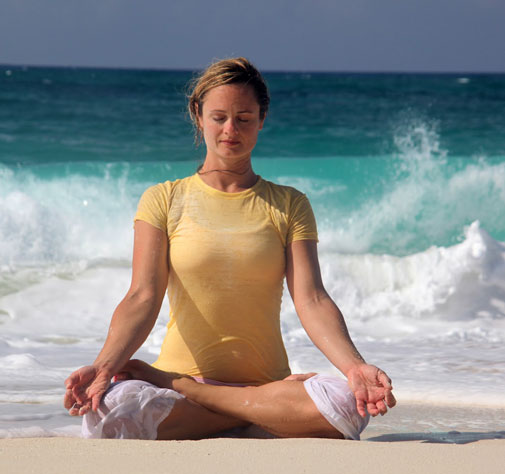 Simple Yoga Tips for Women - Safe and Healthy Life