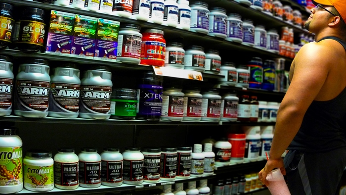 Buy Fitness Supplements