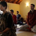 When Silence Is Golden: Vipassana Meditation