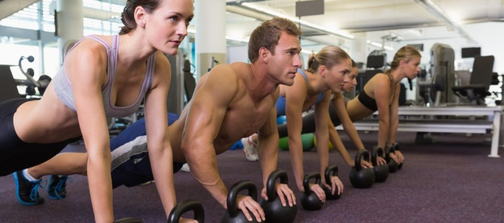 Joining Health and Fitness Clubs