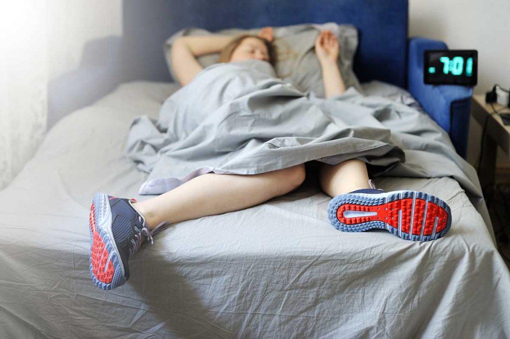 Avoid laziness