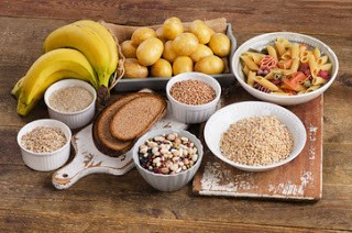 Carbohydrate rich diet