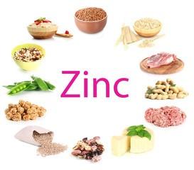 Potassium & Zinc