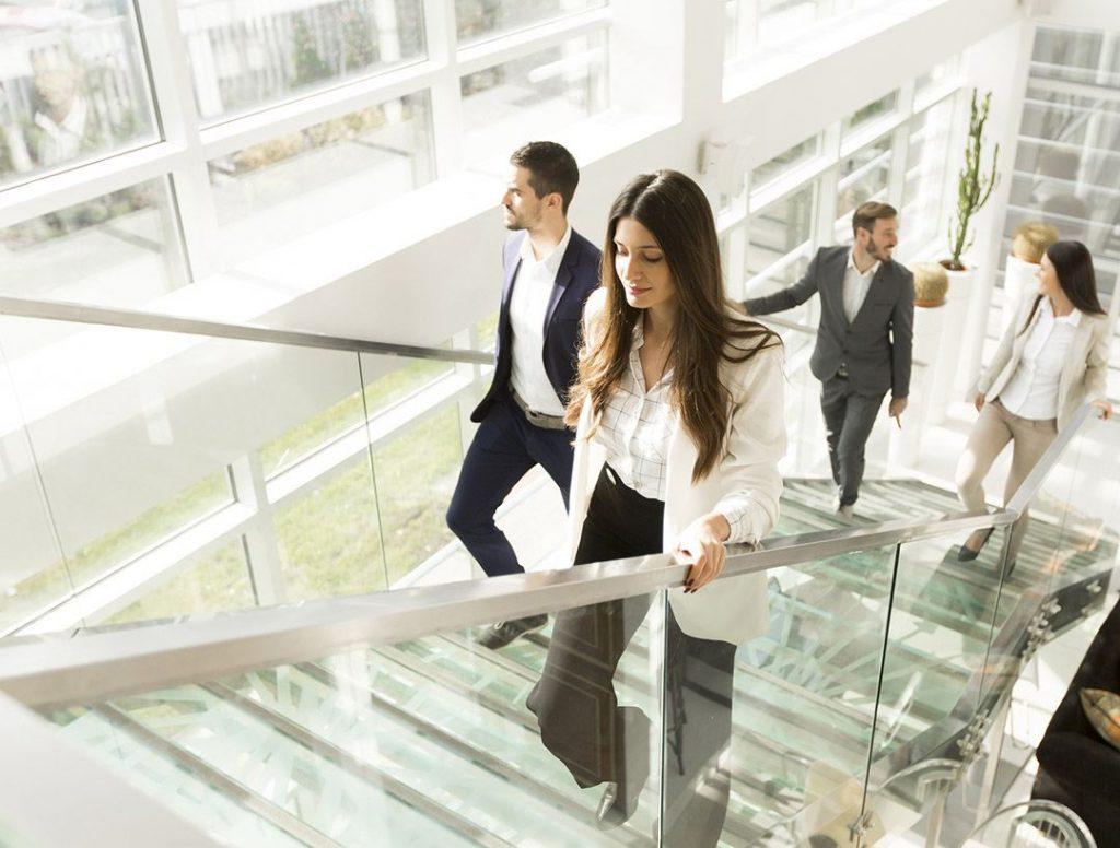 Climb-Upstairs-10-Mins-Exercises-At-Work-