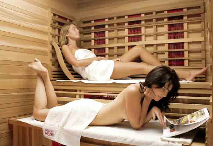 top 10 health benefits of sauna. Black Bedroom Furniture Sets. Home Design Ideas