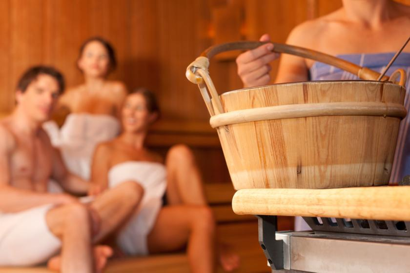 health benefits that you can get from sauna