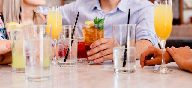 Five Best Natural Drinks for Weight Loss