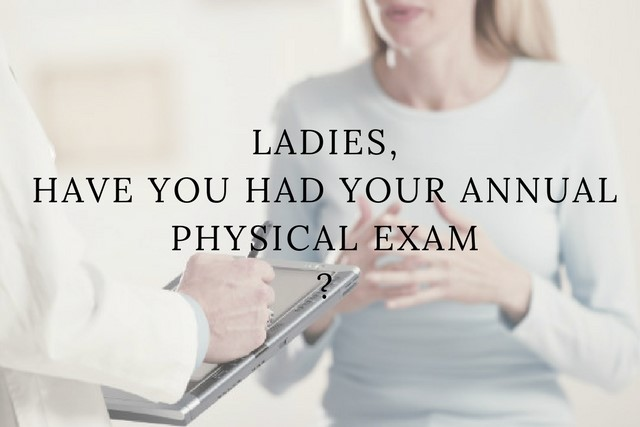 Annual Physical Exam