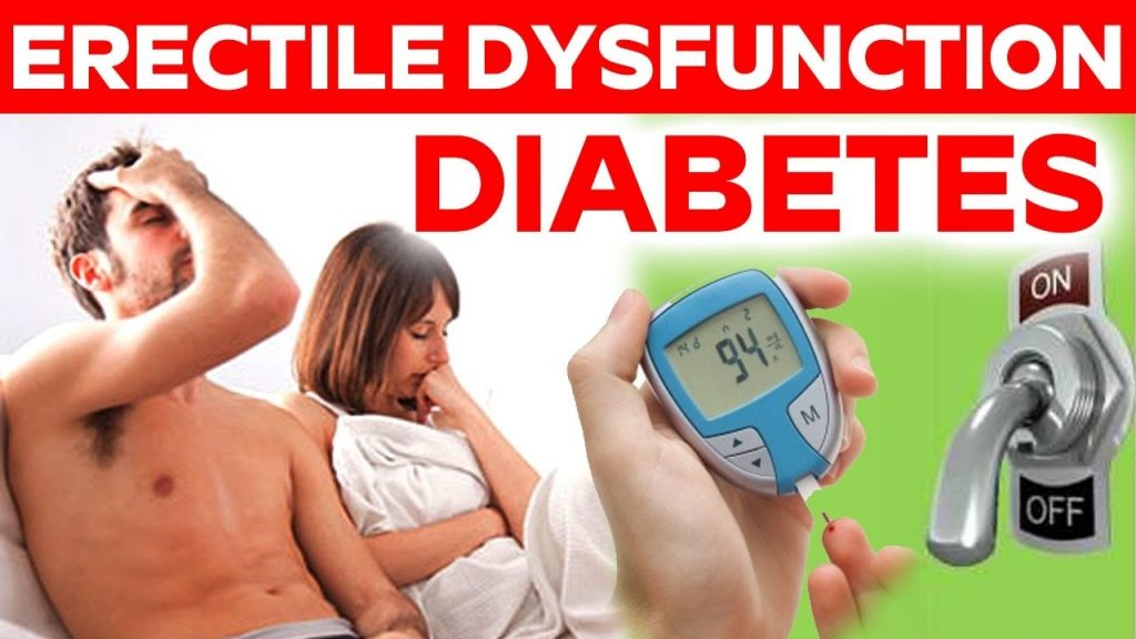 Diagnose Erectile Dysfunction to Diagnose Diabetes