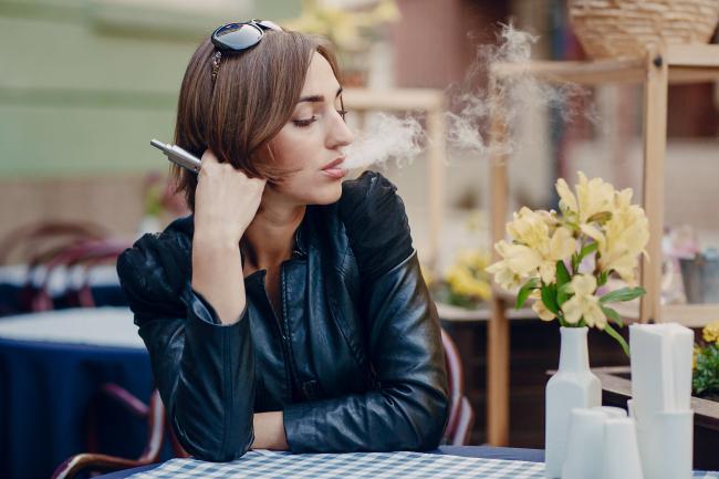 Eco-Friendly Substitute to Smoking