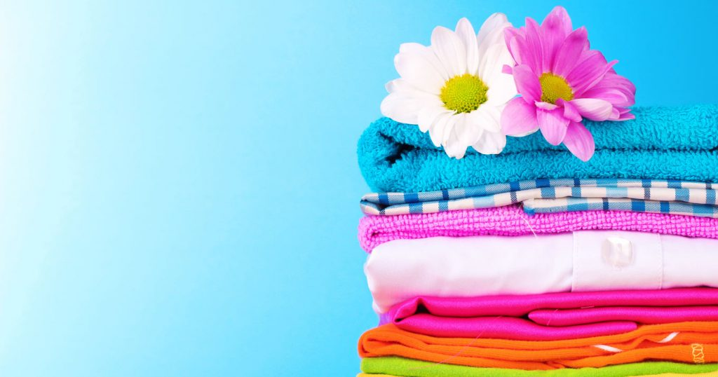 5 Benefits of Organic Laundry Detergent