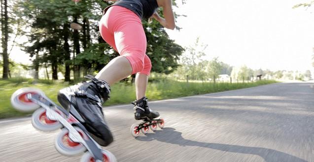 skating for weight loss