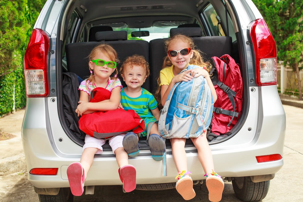 Prepare Your Family for a Long Car Trip