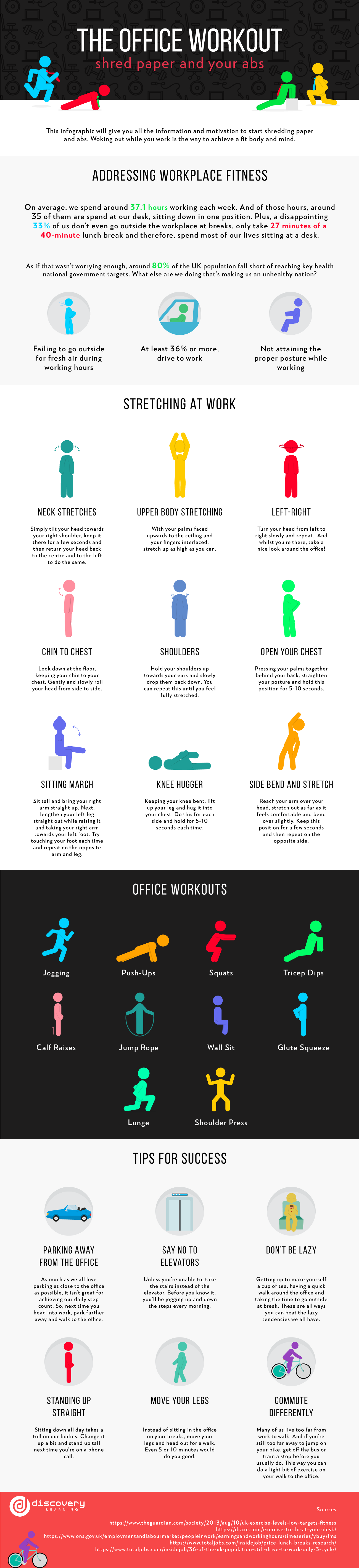 Office-workout-infographic