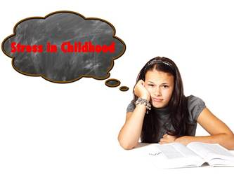 Stress in Children Featured Image