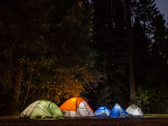 Camping Featured Image