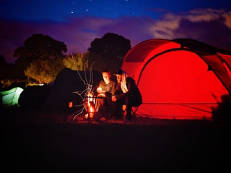 Camping Benefits Featured Image