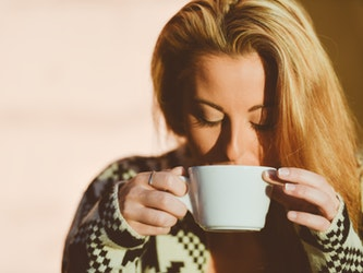 Drink Tea Every Morning