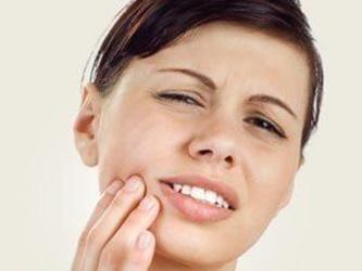 Symptoms of TMD