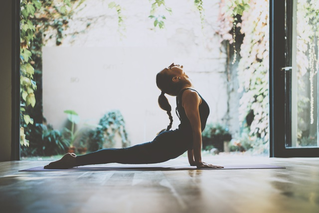 Yoga can help you manage your stress