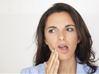 Nighttime Gnawing Affects Dental Health