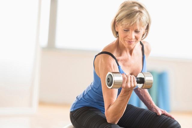 Strength Training for Older Women