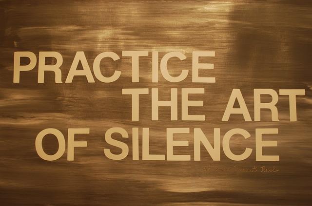 Silence Each Day
