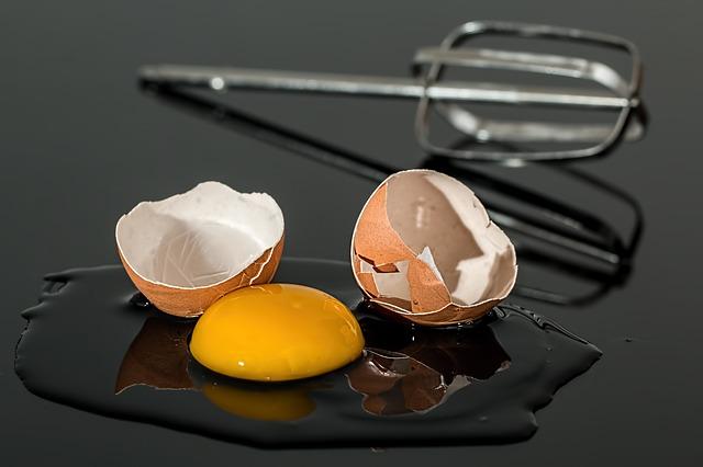 Rotten Egg Smell