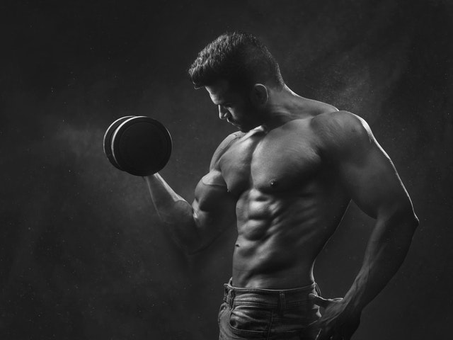 Build up muscles properly