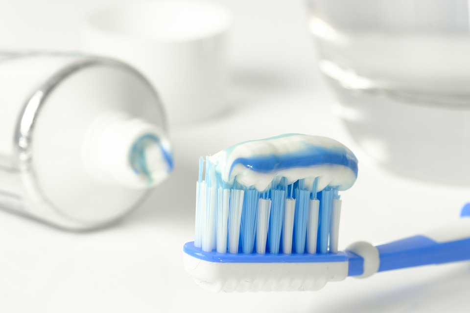Toothpaste Contains Fluoride