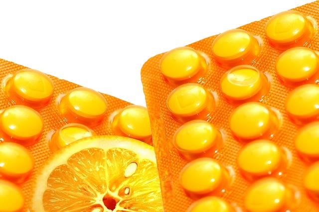 Vitamin C conceptual