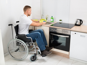 furniture for disable person