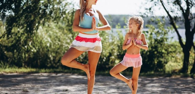 Workouts With Children Featured Image