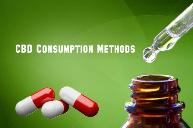 CBD Consumption