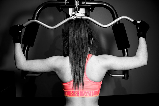 Benefits of Lat Pulldown Machine