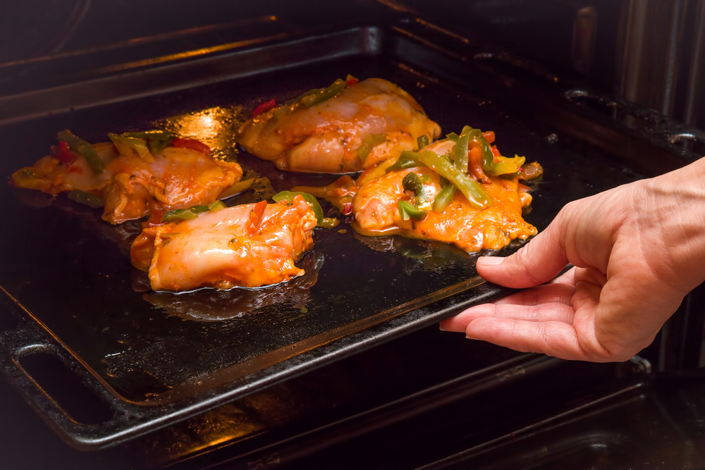 Start Broiling With A Gas Oven