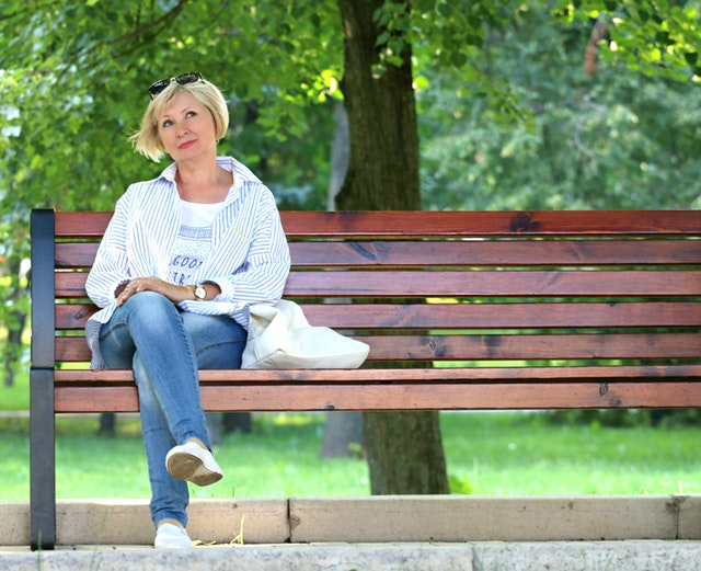 Woman - Osteoporosis