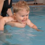 First Infant Swimming Lessons -  Top Tips for Parents