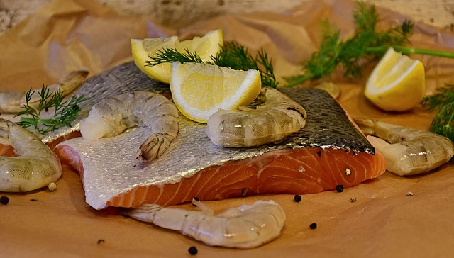 Seafood Is Good for Your Health