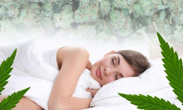 Cannabis Affects Sleep