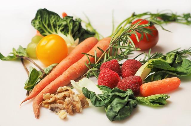 Lung-Healthy Diet