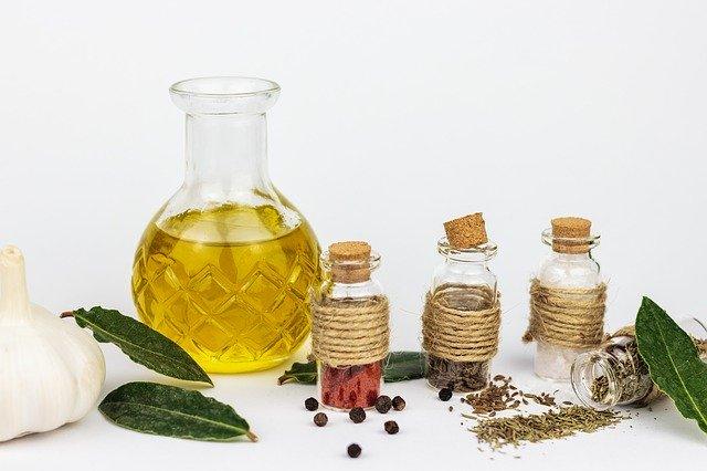 Aromatherapy Sports Massage Oil