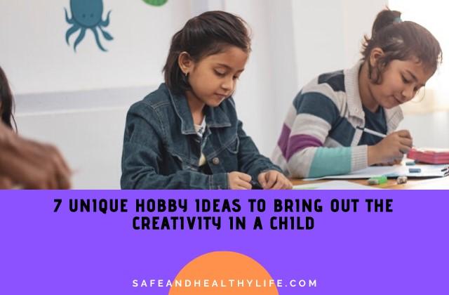 Creativity In A Child