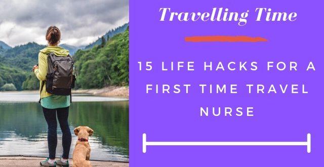First Time Travel Nurse