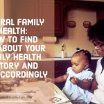 General Family Health: How to Find Out About Your Family Health History And Act Accordingly