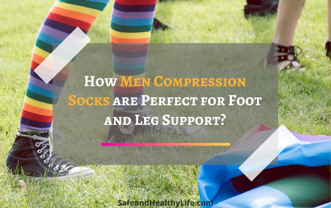 Men Compression Socks