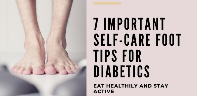 Self-Care Foot Tips