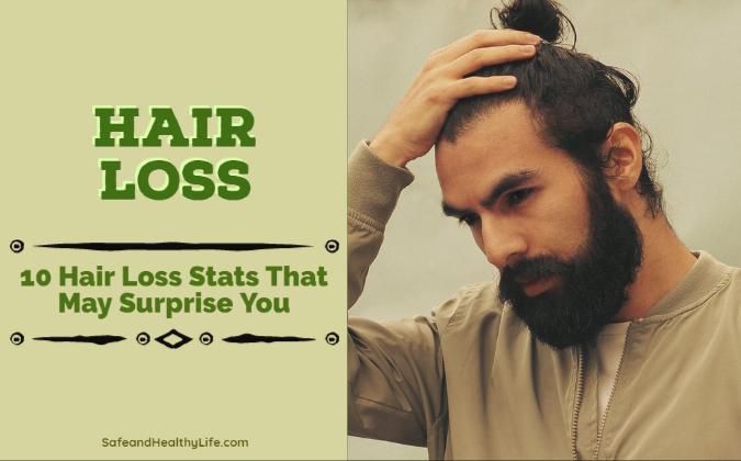10 Hair Loss Stats