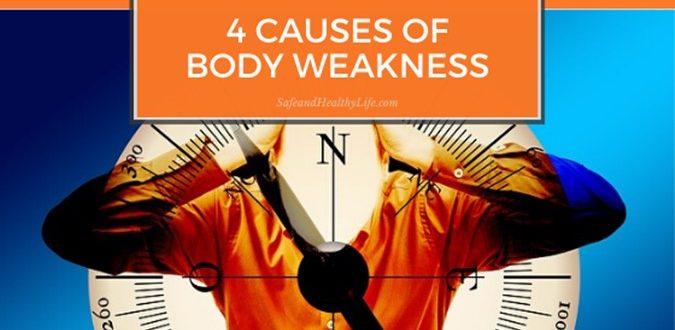 Body Weakness