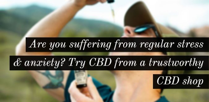 CBD for Stress